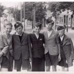 1943 Budapesti OB fiatal marosvásárhelyi modellezők